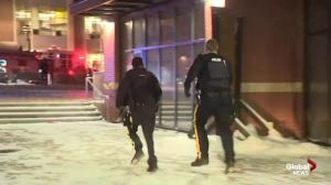 Major police presence at Strathcona County Community Centre in Sherwood Park overnight